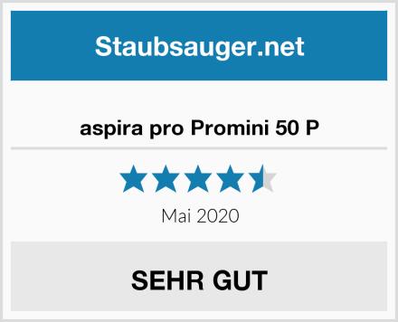 aspira pro Promini 50 P Test