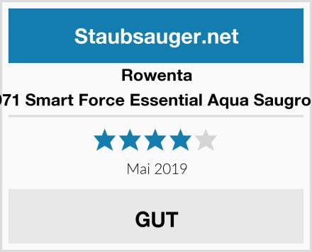 Rowenta RR6971 Smart Force Essential Aqua Saugroboter Test