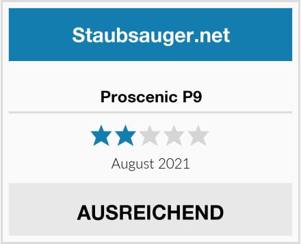 Proscenic P9 Test