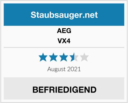 AEG VX4 Test