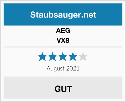 AEG VX8 Test