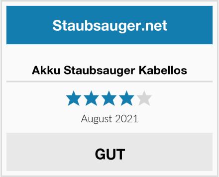 Akku Staubsauger Kabellos Test