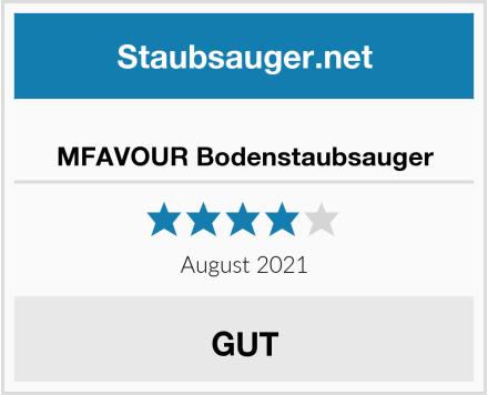 No Name MFAVOUR Bodenstaubsauger Test