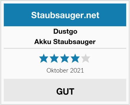 Dustgo Akku Staubsauger Test