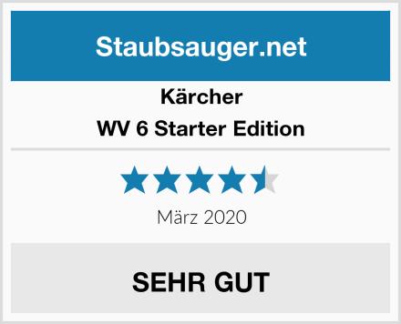 Kärcher WV 6 Starter Edition Test