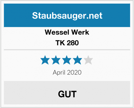 Wessel Werk TK 280 Test