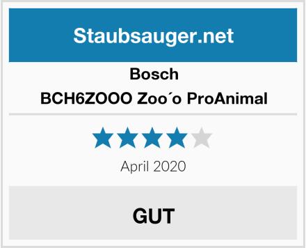 Bosch BCH6ZOOO Zoo´o ProAnimal Test