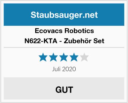 Ecovacs Robotics N622-KTA - Zubehör Set Test