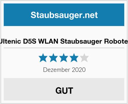 Ultenic D5S WLAN Staubsauger Roboter Test