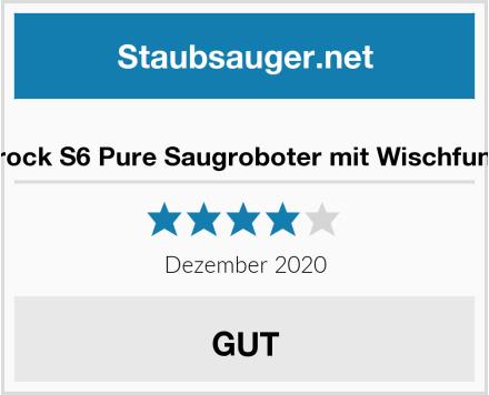 roborock S6 Pure Saugroboter mit Wischfunktion Test