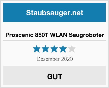Proscenic 850T WLAN Saugroboter Test
