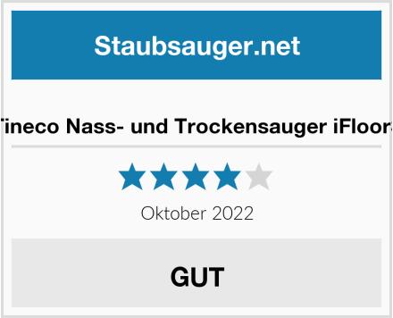 Tineco Nass- und Trockensauger Test