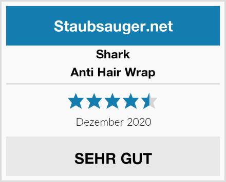 Shark Anti Hair Wrap Test