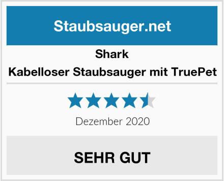 Shark Kabelloser Staubsauger mit TruePet Test