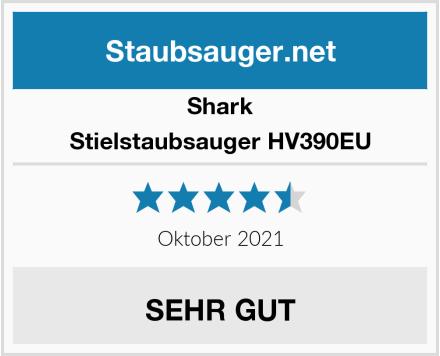 Shark Stielstaubsauger HV390EU Test