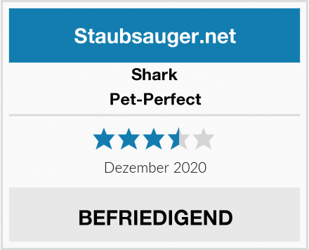Shark Pet-Perfect Test