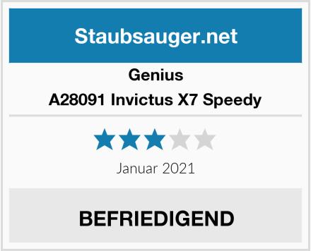 Genius A28091 Invictus X7 Speedy Test