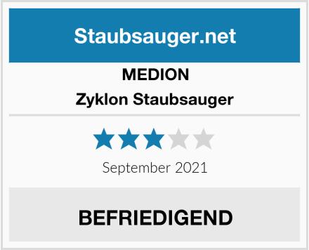 Medion Zyklon Staubsauger Test