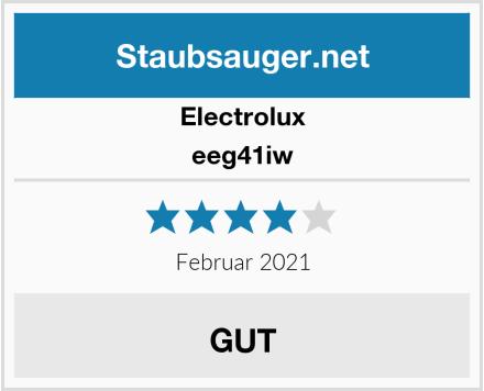 Electrolux eeg41iw Test
