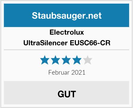 Electrolux UltraSilencer EUSC66-CR Test