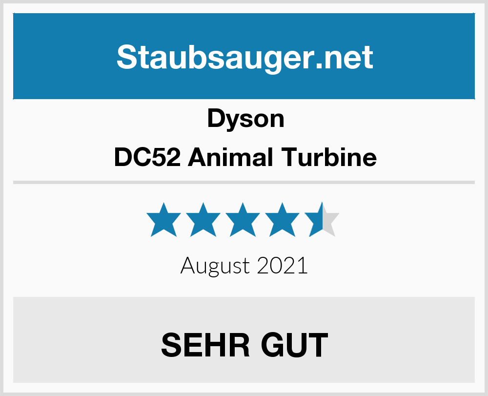 dyson dc52 animal turbine staubsauger test 2017. Black Bedroom Furniture Sets. Home Design Ideas