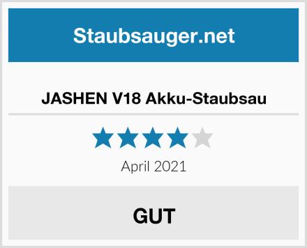 JASHEN V18 Akku-Staubsau Test