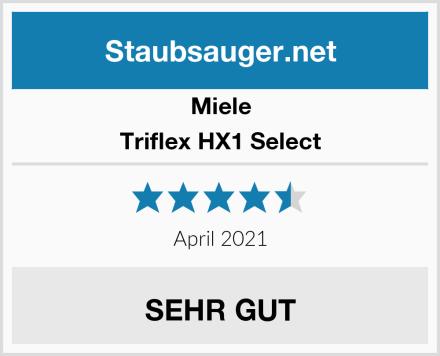 Miele Triflex HX1 Select Test