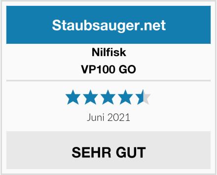 Nilfisk VP100 GO Test