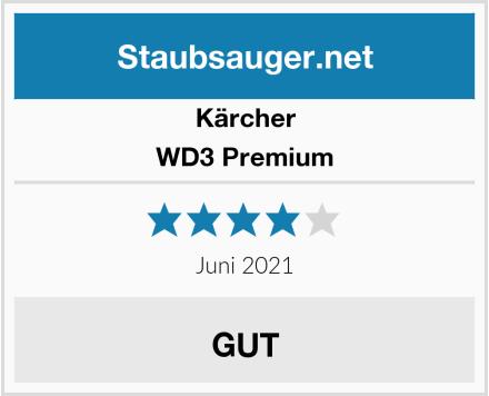 Kärcher WD3 Premium Test