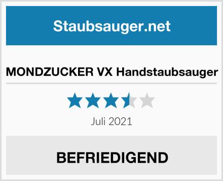 MONDZUCKER VX Handstaubsauger Test