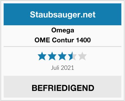 Omega OME Contur 1400 Test
