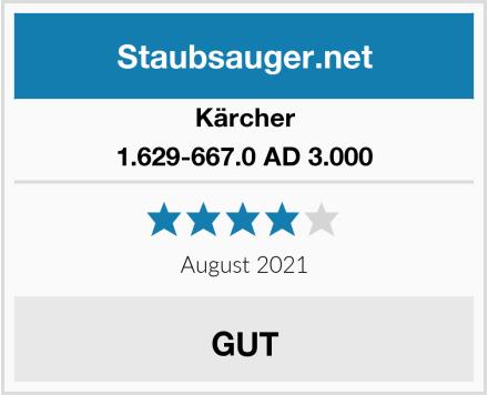 Kärcher 1.629-667.0 AD 3.000 Test