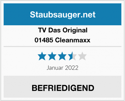 TV Das Original 01485 Cleanmaxx Test
