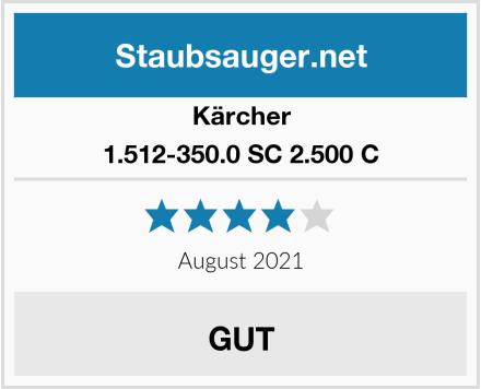 Kärcher 1.512-350.0 SC 2.500 C Test