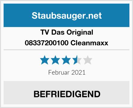 TV Das Original 08337200100 Cleanmaxx Test