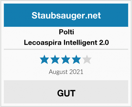 Polti Lecoaspira Intelligent 2.0 Test