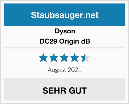 Dyson DC29 Origin dB Test