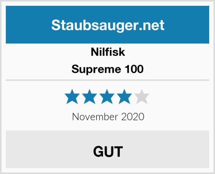 Nilfisk Supreme 100 Test