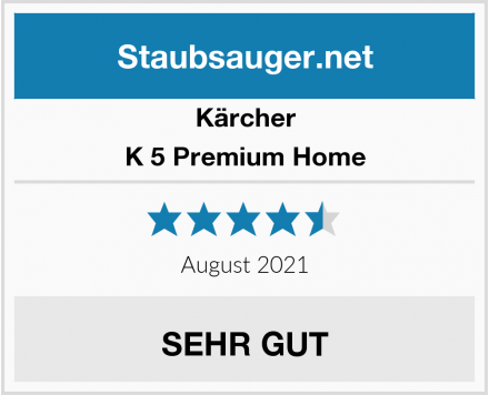 Kärcher K 5 Premium Home Test