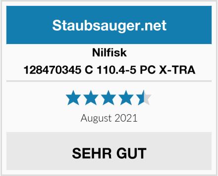 Nilfisk 128470345 C 110.4-5 PC X-TRA Test