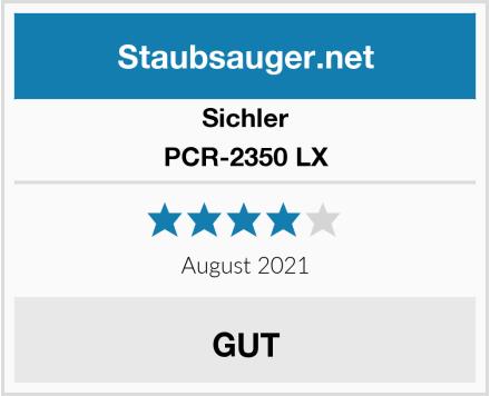 Sichler PCR-2350 LX Test