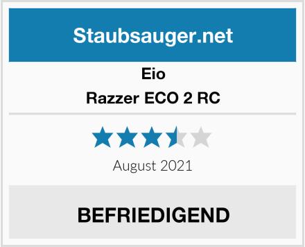 Eio Razzer ECO 2 RC Test