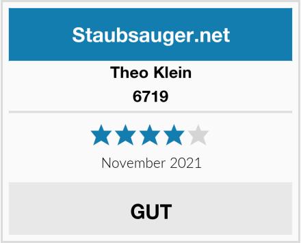 Theo Klein 6719 Test
