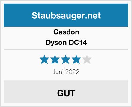 Casdon Dyson DC14 Test