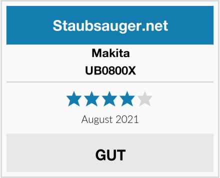 Makita UB0800X Test