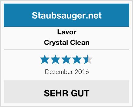 Lavor Crystal Clean Test