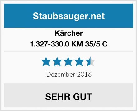 Kärcher 1.327-330.0 KM 35/5 C Test