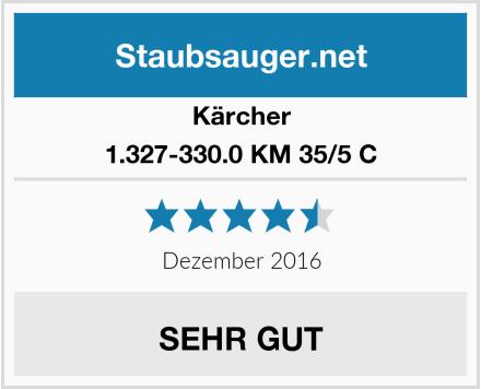 Kärcher 1.327-330.0 KM 35/5 C Test