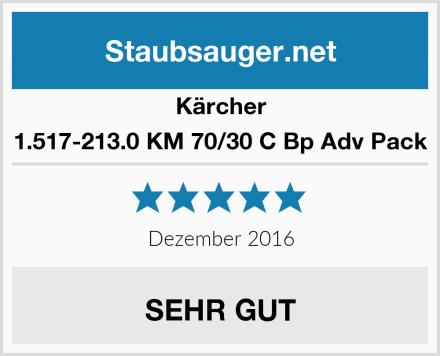 Kärcher 1.517-213.0 KM 70/30 C Bp Adv Pack Test