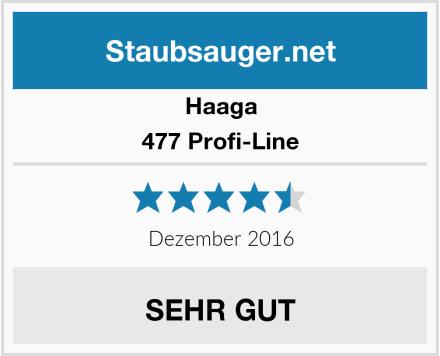Haaga 477 Profi-Line Test